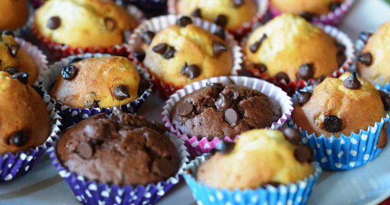 Mini-Schoko-Muffins