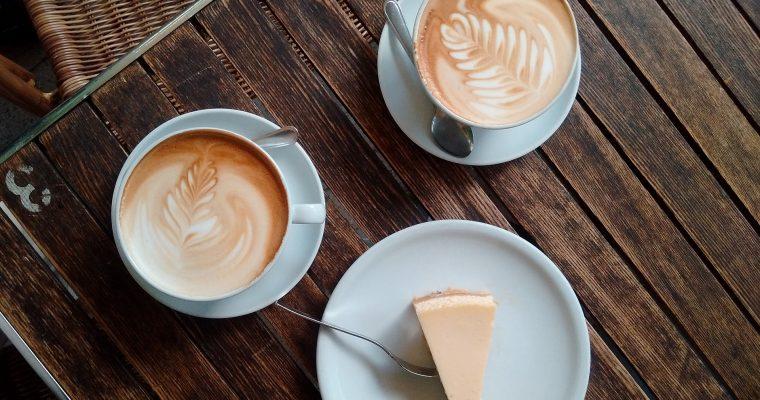 Cappuccino-Käsekuchen