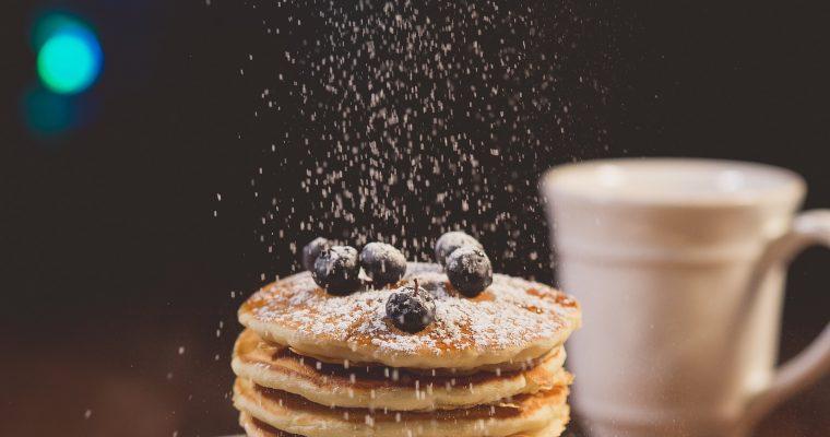 Pancake-Teig