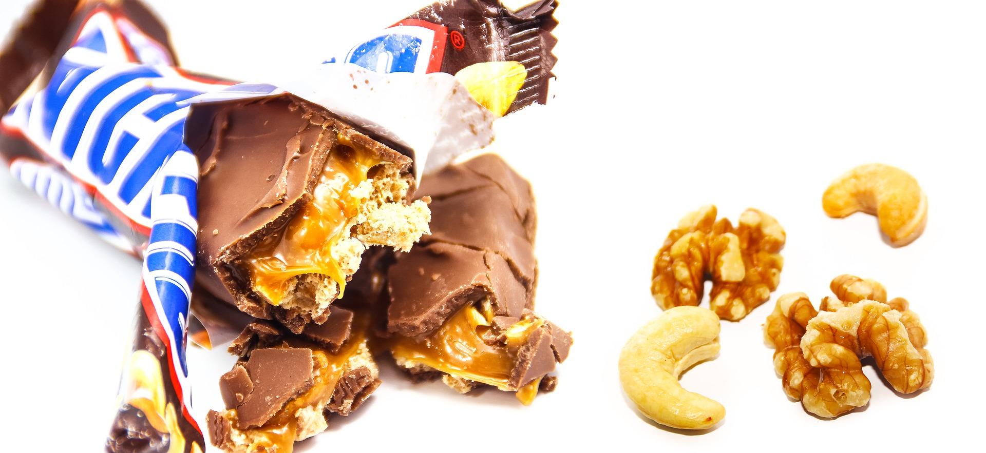Snickers Pullapart Kuchen