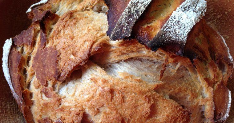 Röstzwiebel – Buttermilch – Brot