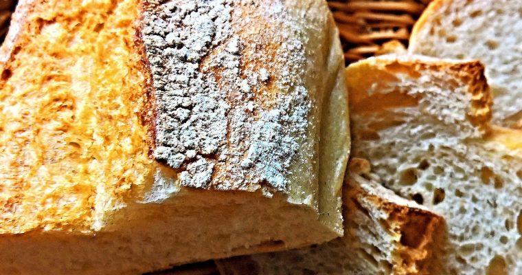 Zucchini – Thymian – Brot