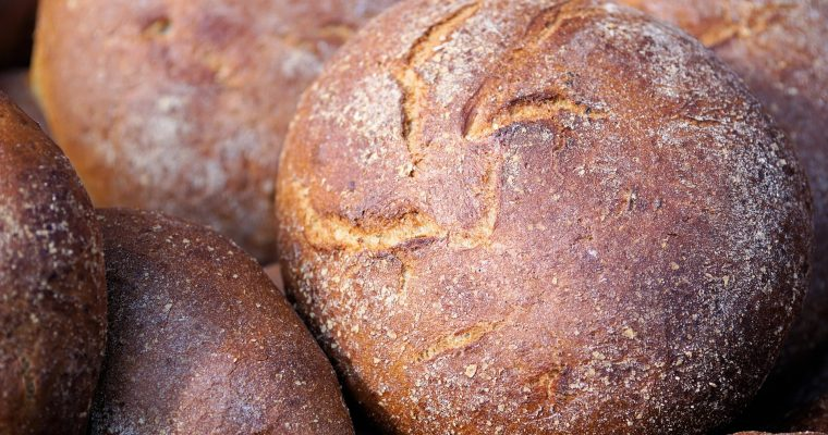 Käse – Brot