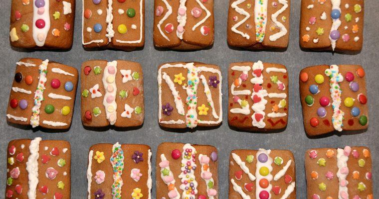 Lebkuchen – lecker und schnell