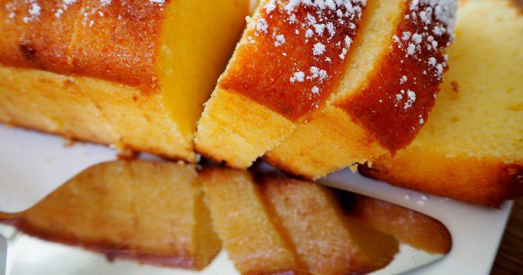 Italienischer Zitronen-Kuchen