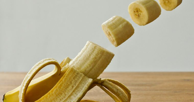 Bananen-Schnitten (Tassenrezept)